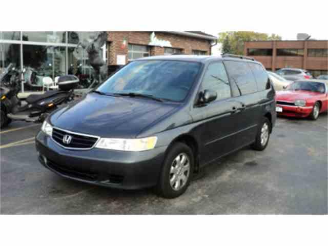 2004 Honda Odyssey | 919549