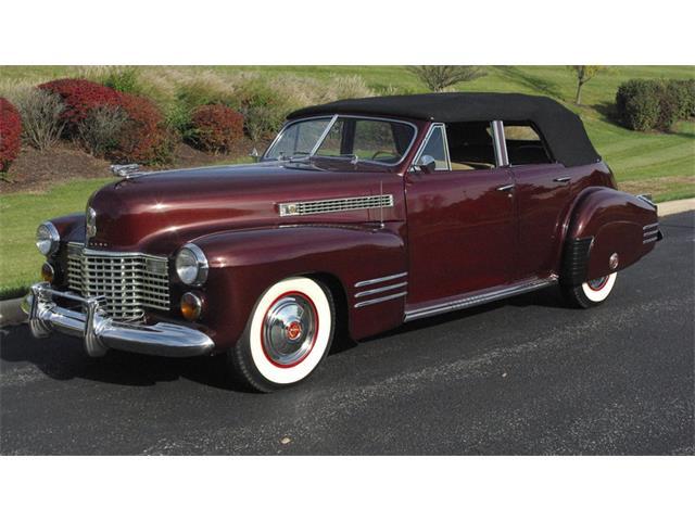 1941 Cadillac Series 62 | 919607
