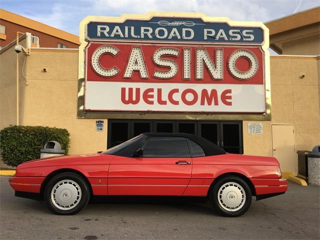 1992 Cadillac Allante | 919619
