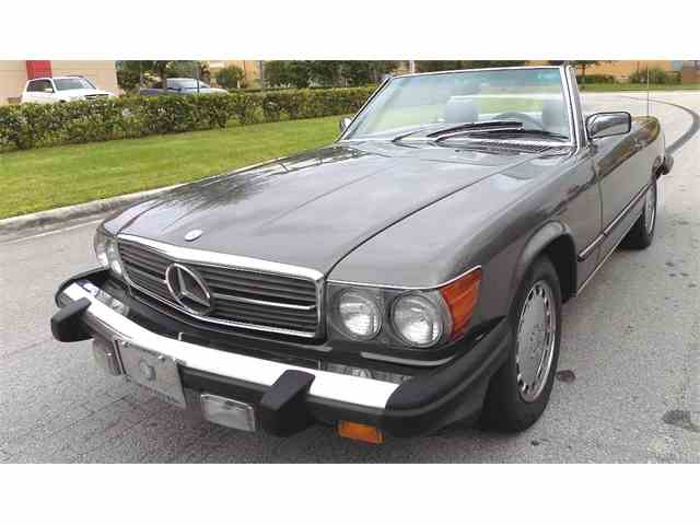 1989 Mercedes-Benz 560SL | 919646