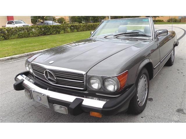 1989 Mercedes-Benz 560SL | 919646