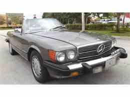 1989 Mercedes-Benz 560SL for Sale - CC-919646