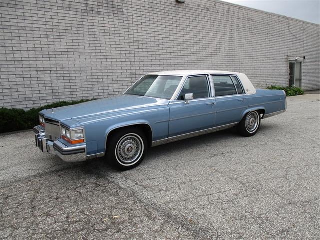 1989 Cadillac Brougham d'Elegance | 919662