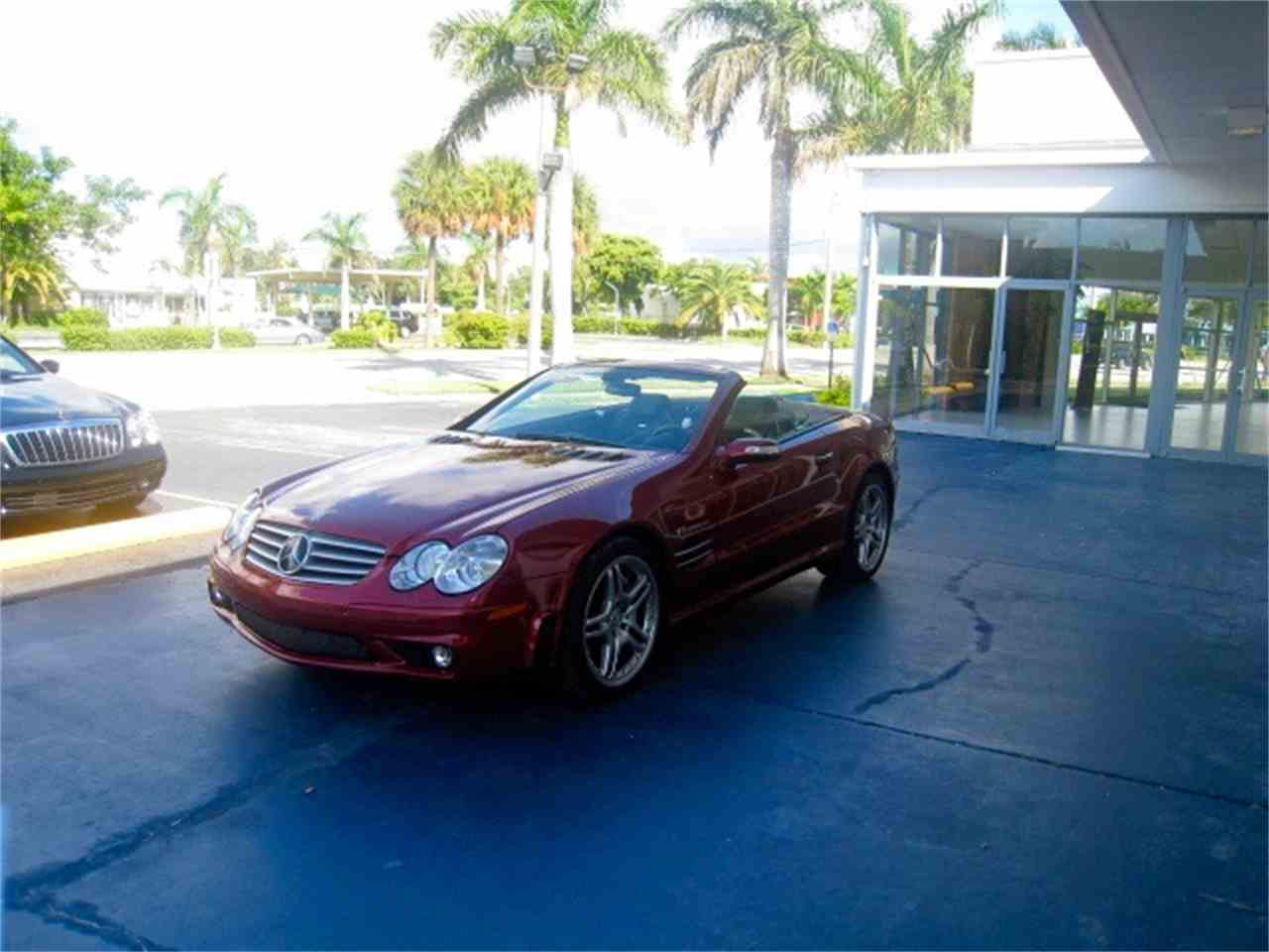 2006 mercedes benz sl55 for sale cc 919669 for Mercedes benz for sale in miami