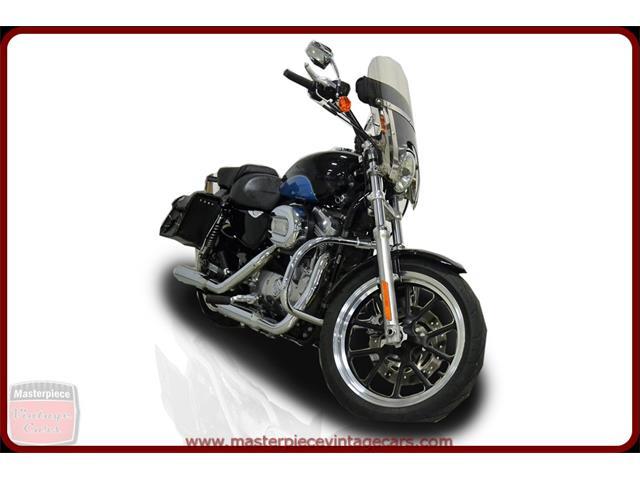 2012 Harley-Davidson XL883 Sportster Superlow | 919675