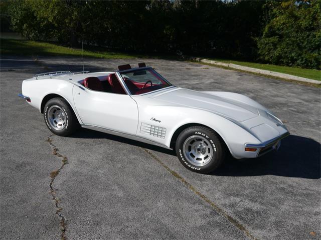 1972 Chevrolet Corvette | 919686