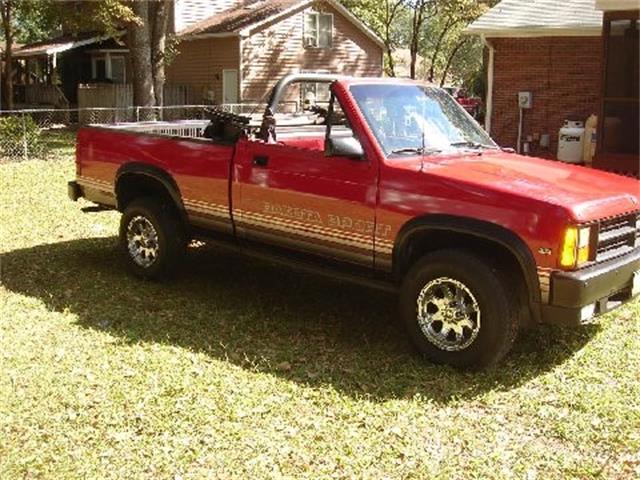 1989 Dodge Dakota | 919688