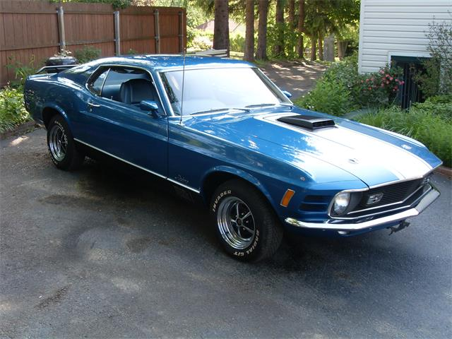 1970 Ford Mustang Mach 1 | 919715