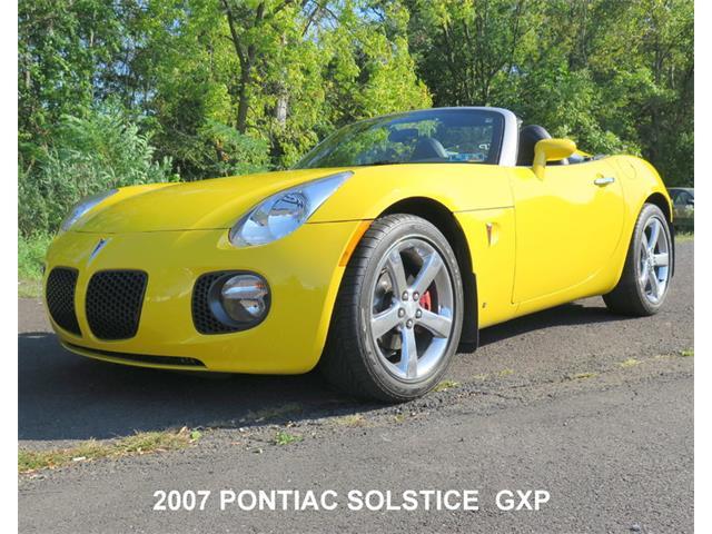 2007 Pontiac Solstice | 910972