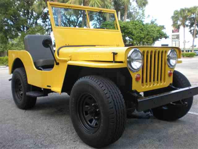 1951 Jeep CJ3A | 919721