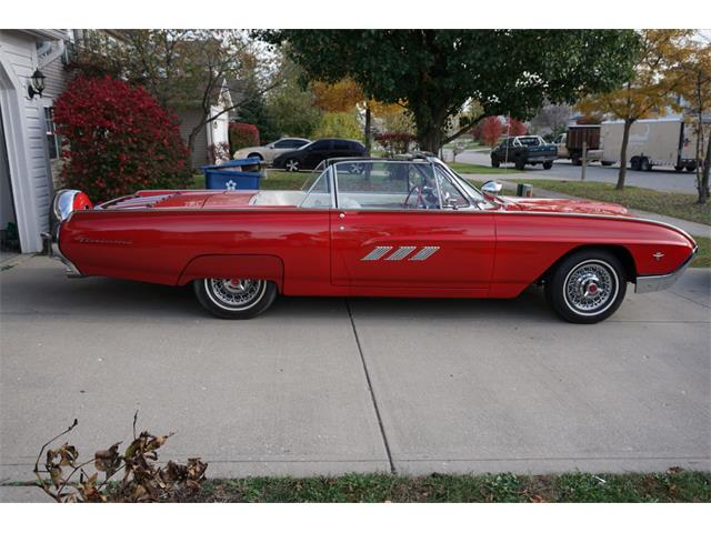 1963 Ford Thunderbird | 919724