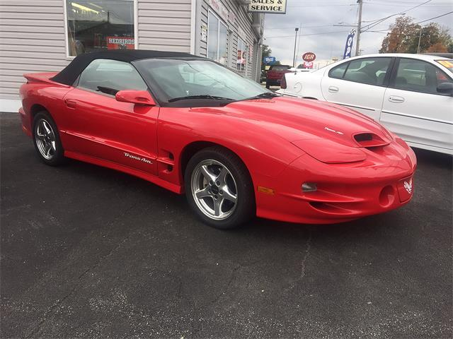 2000 Pontiac Firebird Trans Am | 919726