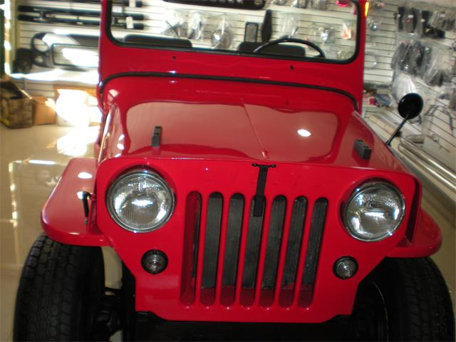 1953 Willys CJ 3B | 919728