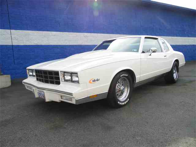 1981 Chevrolet Monte Carlo | 919729