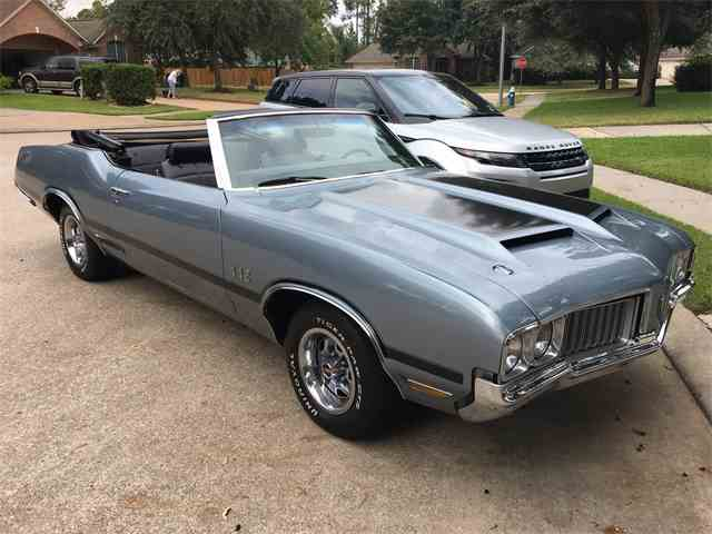1970 Oldsmobile Cutlass Supreme | 919735