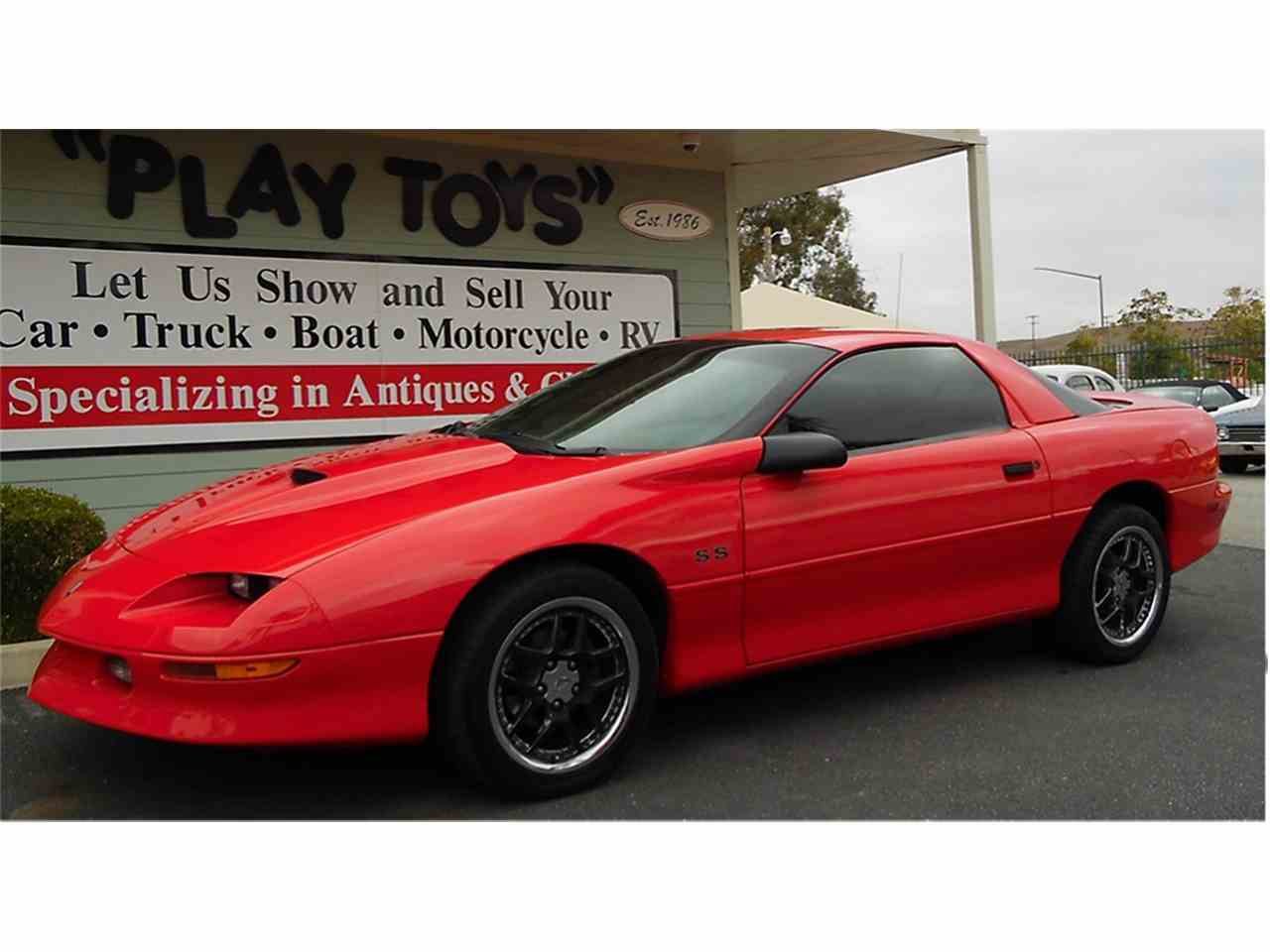 1997 Chevrolet Camaro SS for Sale - CC-919743