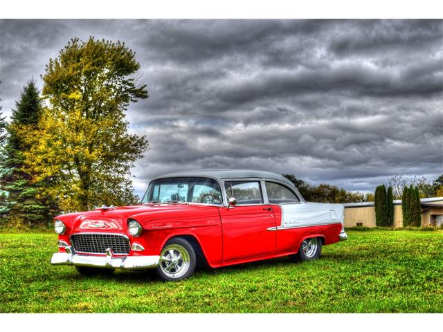 1955 Chevrolet 2-Dr Post | 919745