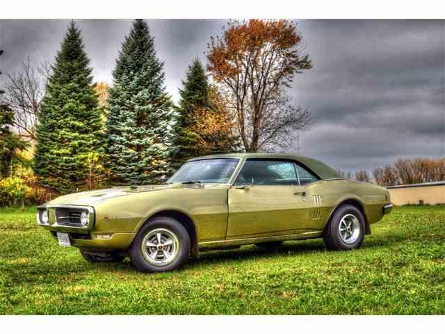 1968 Pontiac Firebird | 919748