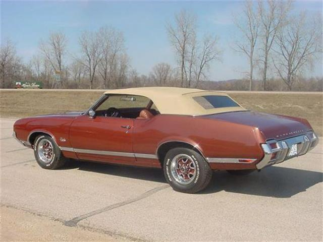 1971 Oldsmobile Cutlass Supreme | 919751