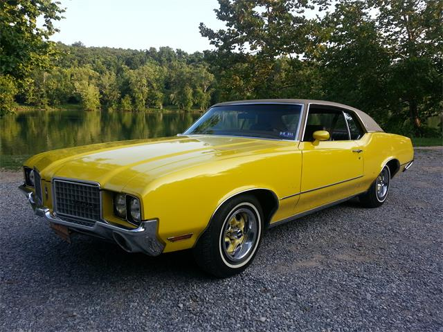1972 Oldsmobile Cutlass Supreme | 919753