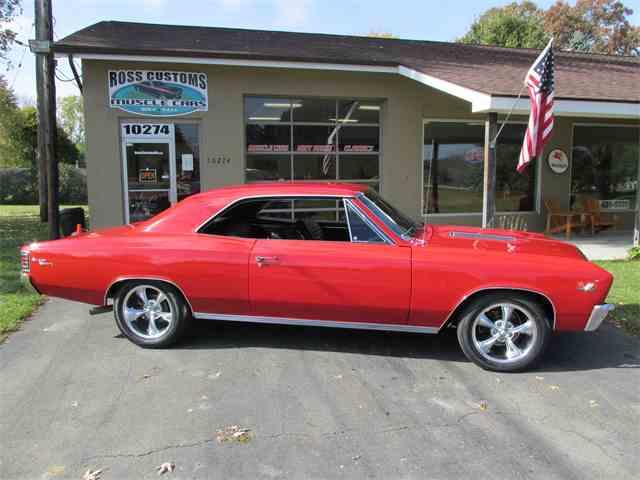 1967 Chevrolet Chevelle SS | 919755