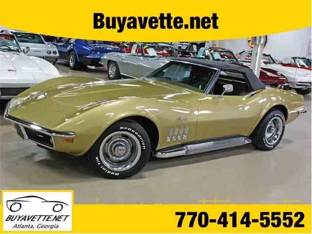1969 Chevrolet Corvette | 919778