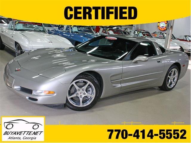 2002 Chevrolet Corvette | 919780