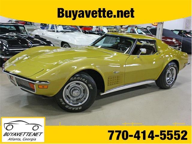 1972 Chevrolet Corvette | 919786