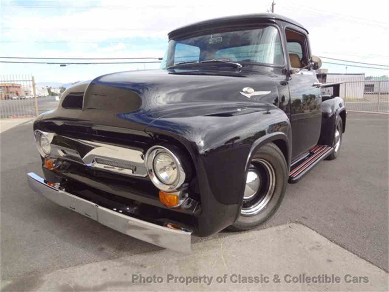 1956 ford f100 for sale cc 919789. Black Bedroom Furniture Sets. Home Design Ideas