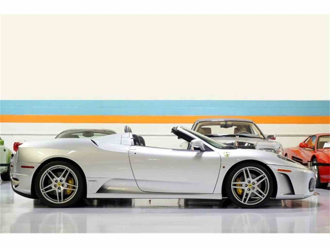 2006 ferrari f430 spider f1 for sale. Black Bedroom Furniture Sets. Home Design Ideas