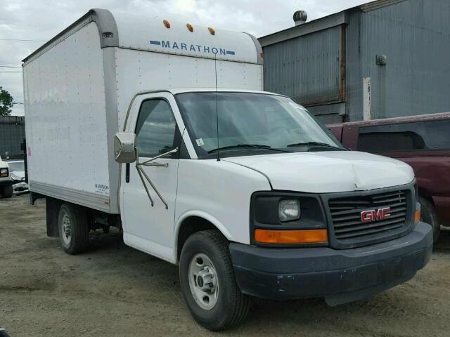 2004 GMC MARATHON BOX TRUCK | 919796