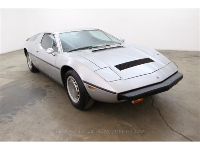 1975 Maserati Bora | 910098