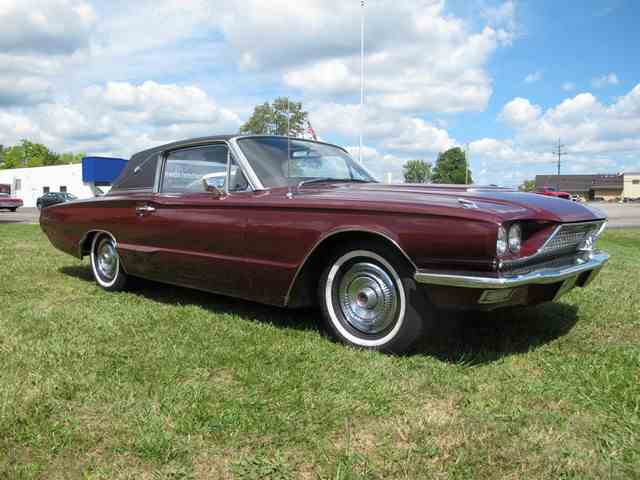 1966 Ford Thunderbird | 919804