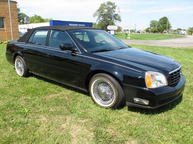 2000 Cadillac DeVille | 919806