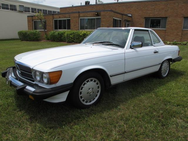 1980 Mercedes-Benz 450SL | 919808