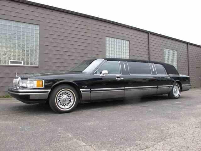 1993 Lincoln Town Car | 919809