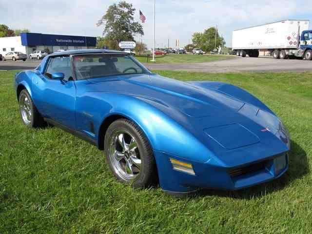 1982 Chevrolet Corvette | 919813