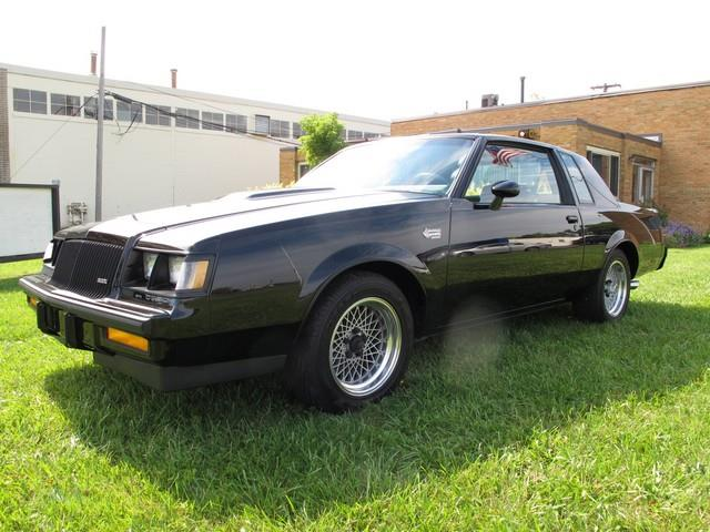 1987 Buick Grand National | 919817