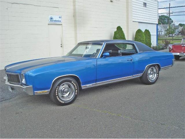 1971 Chevrolet Monte Carlo | 919828