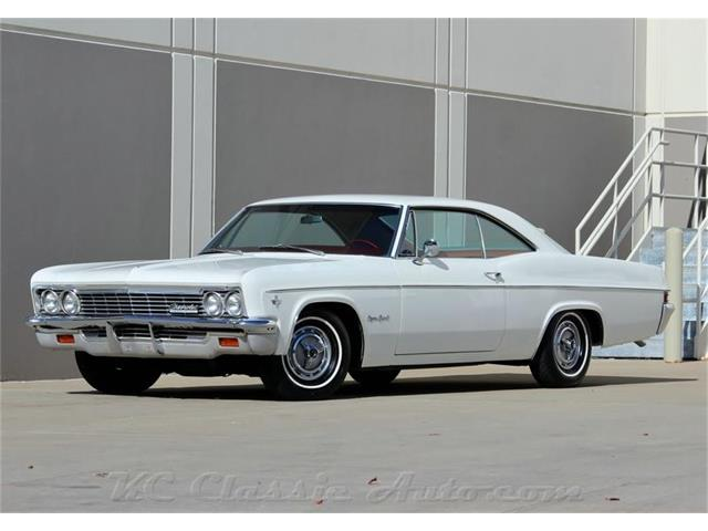1966 Chevrolet Impala SS Automatic 275hp 67k original miles | 919831