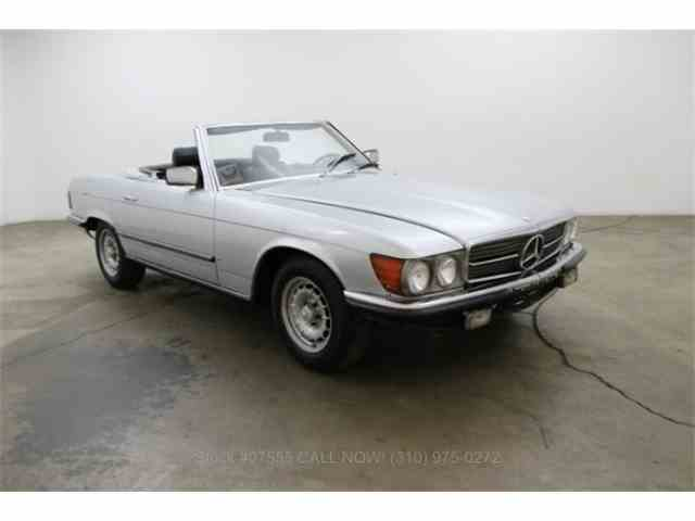 1985 Mercedes-Benz 280SL | 919834