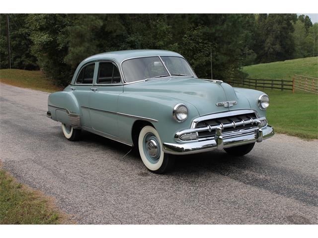 1952 Chevrolet Deluxe 4-Dr | 910984
