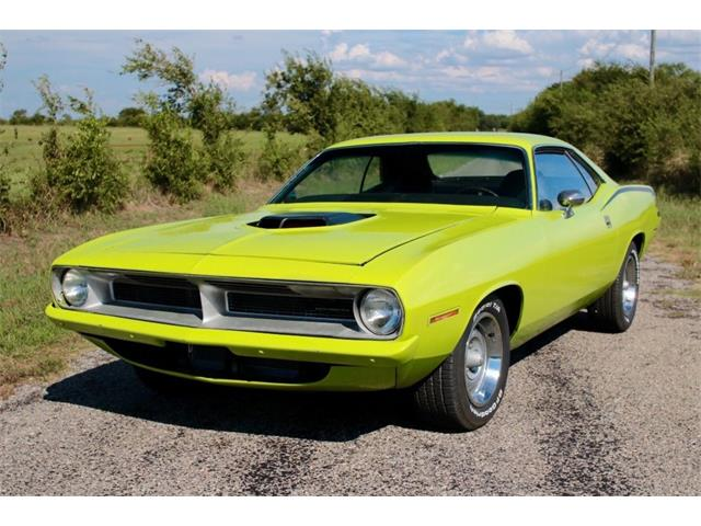 1970 Plymouth Barracuda | 910986
