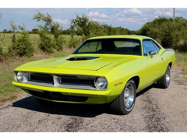 1970 Plymouth Barracuda   910986