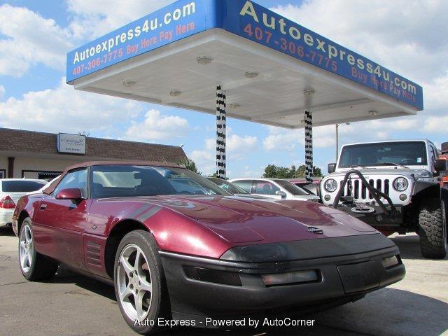 1993 Chevrolet Corvette | 919866