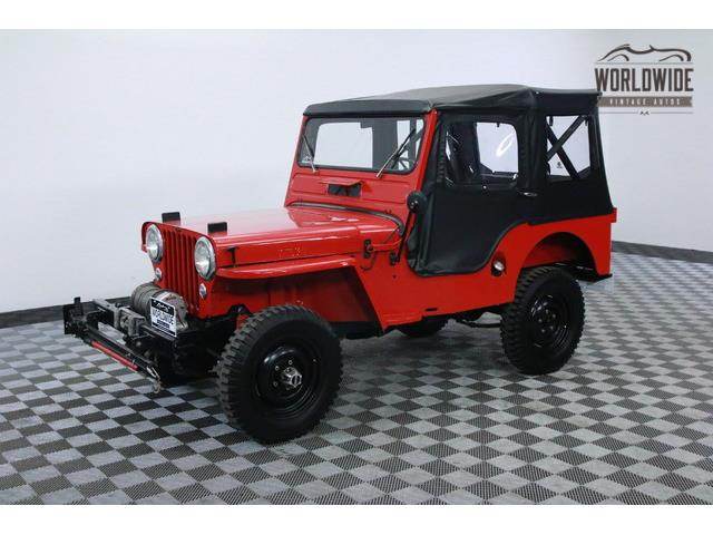 1951 Willys Jeep | 919867
