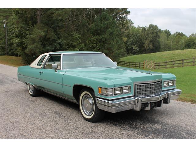 1976 Cadillac Coupe DeVille | 910988