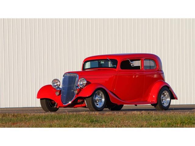 1933 Ford Victoria | 919885