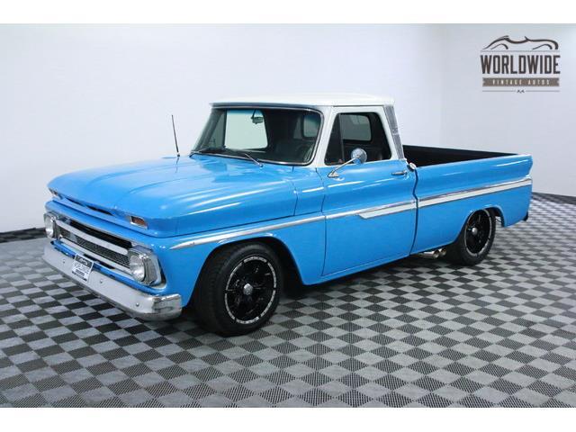 1965 Chevrolet Custom   919887