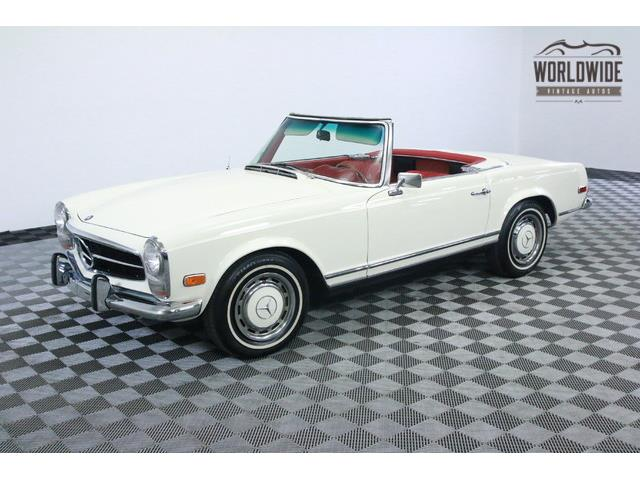 1968 Mercedes-Benz 280SL | 919894